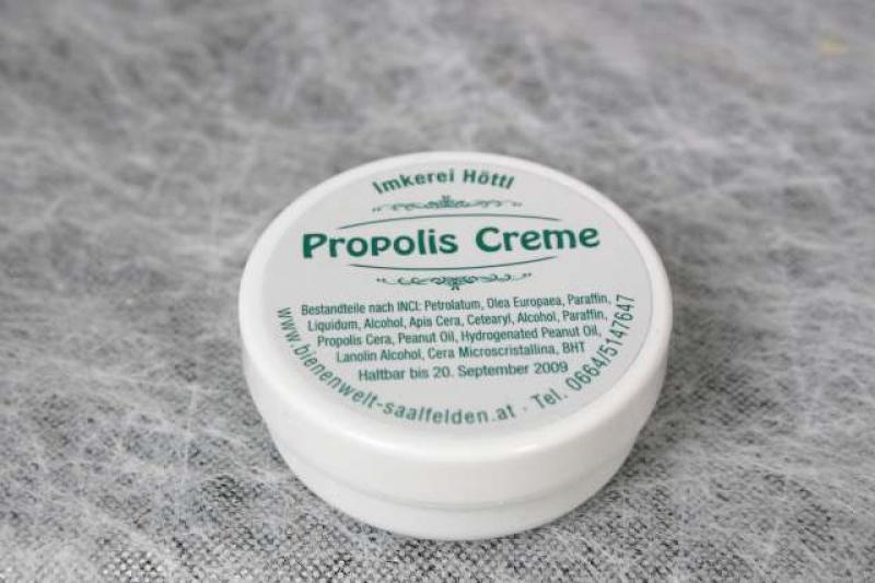 Propolis salbe gegen feigwarzen